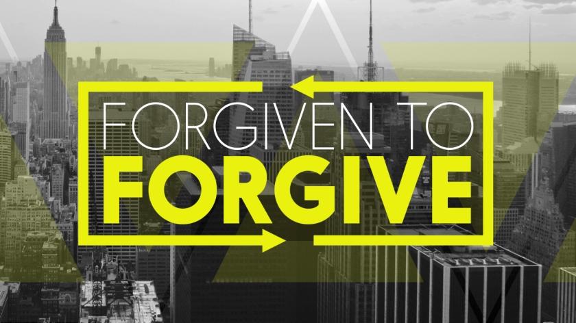 Forgiven to Forgive 1280x720